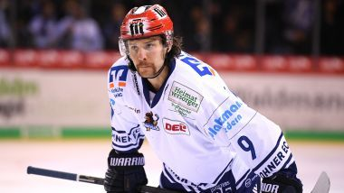 Game Report: Iserlohn Roosters - EHC Red Bull München