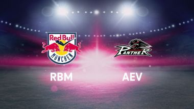 Game Report: EHC Red Bull München - Augsburger Panther