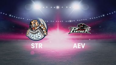 Straubing Tigers - Augsburger Panther (Highlights)
