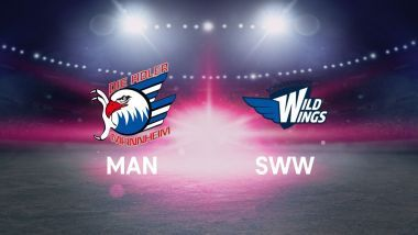 Adler Mannheim - Schwenninger Wild Wings (Highlights)