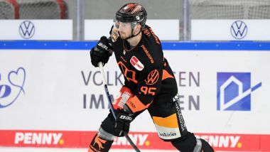Grizzlys Wolfsburg - Pinguins Bremerhaven (Highlights)