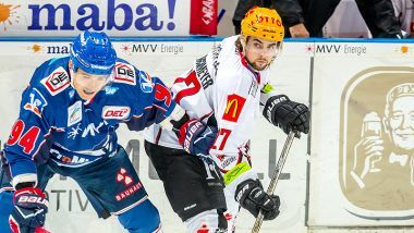 Game Report: Adler Mannheim - Pinguins Bremerhaven