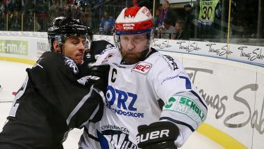 Game Report: Nürnberg Ice Tigers - Schwenninger Wild Wings