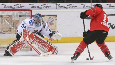 Game Report: Nürnberg Ice Tigers - Iserlohn Roosters
