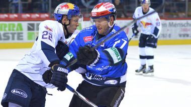 Game Report: Schwenninger Wild Wings - EHC Red Bull München