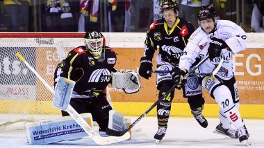 Game Report: Krefeld Pinguine - Straubing Tigers