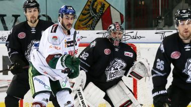 Game Report: Nürnberg Ice Tigers - Augsburger Panther