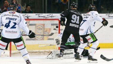 Game Report: Nürnberg Ice Tigers - Straubing Tigers