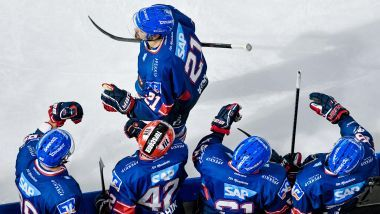 Game Report: Adler Mannheim - Augsburger Panther