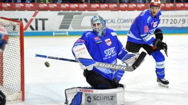 Game Report: Schwenninger Wild Wings - Nürnberg Ice Tigers